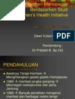Manajemen Menopause