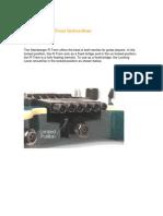 Steinberger R-Trem Instructions