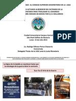 Informe a Csu Bonos Junta Monetaria