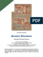 Aitareya Upanishad (Document)