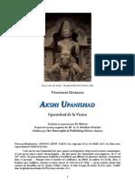 Akshi Upanishad (Document)