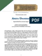 Arseya Upanishad (Document)