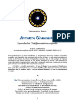 Avyakta Upanishad (Document)