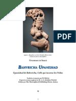 Bahvricha Upanishad (Document)