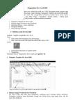 Modul Microsoft Offie Excel
