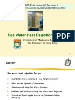Seawater Heat Rejection