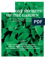 Lost Secrets of the Garden