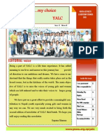 YALC Newsletter,Issue 2,Volume3,April-June,2013