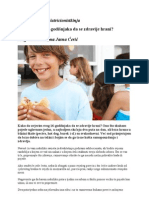 Kako uvjeriti 16-godišnjaka da se zdravije hrani