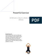 Powerful Exercise