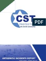 CST Incidents Report Jan - June 2013