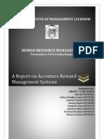 Accenture reward management system