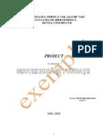 proiect fundatii