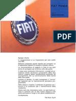 Fiat Panda Uputstvo-IT