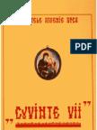 Cuvinte Vii - Omilii - Indrumari - Predici Duhovnicesti - Parintele Arsenie Boca