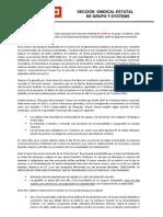 Resolución CCOO 20130617