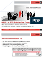 OBIEE11g RPD Modeling New Features