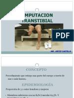 amputacione infracondilea