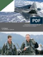 F22 Brochure