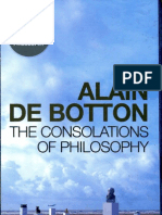 The Consolations of Philosophy - Alain de Boton