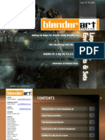 Blender Art Magazine #18