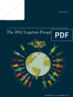 The 2012 Legatum Prosperity Index