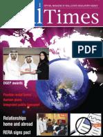 Dubai Real Times May 2009