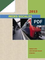 Redes Sociales II y III Bimestre