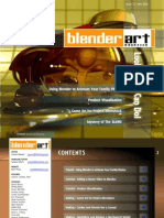 Blender Art Magazine #21