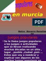 juegos populares natxo