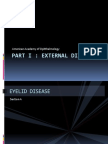 External Disease and Cornea