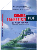Dr Mehm Tin Mon Kamma, The Real Creator