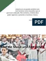 Auf Die Musik Und Fest Gehen