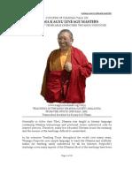 Karma Kagyu Lineage Masters