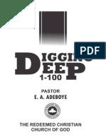 Digging Deep 001-100