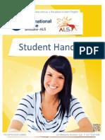 호주 IH Student-Handbook-2013