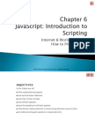Web Programming Ch. 6