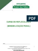 CURSO DE REFLEXOLOGIA (SENSIBILIZAÇÃO PODAL