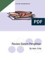 Anatomi Dan Fisiologi Sistem Penginderaan1