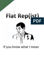 Flat Rep