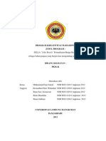 Contoh PKM (PKM-K)
