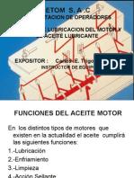 Sistema de Lubricacion ETOM S.a.C