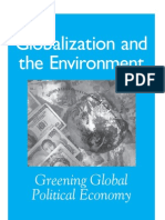 Kutting - Globalization and the Environment; Greening Global Political Economy (2004)