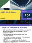 SAMLV2.0 Basics