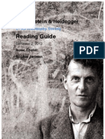 Reading Group UO - Wittgenstein Version