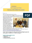 Omilo Newsletter February 2013
