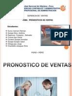 Pronostico de Ventas y Pres..Grupo Nro 4
