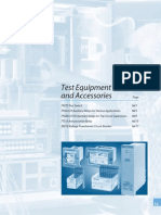 SIP-2008 16 Test Equipment and Accessories En