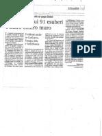 Vertenze Occupazione Banche Maggio2009