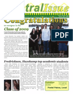 Central Issue — May 2009